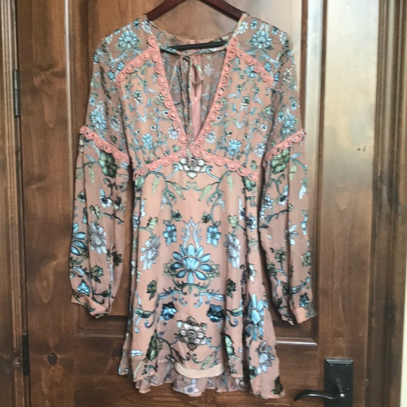 3822c99359 For Love And Lemons Dresses   Skirts - For Love And Lemons Saffron Mini  Dress Size